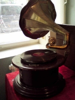 His masters voice grammophon